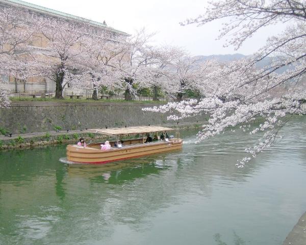 京都十石舟