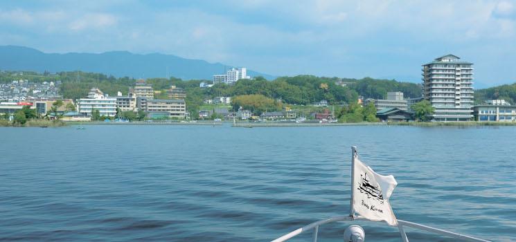 水と緑と歴史文化-輝き増す滋賀おごと温泉