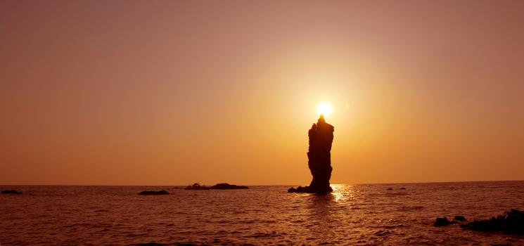 世界が認める孤高の島島根隠岐へ