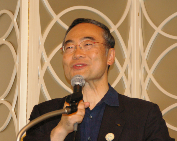 飯泉嘉門徳島県知事