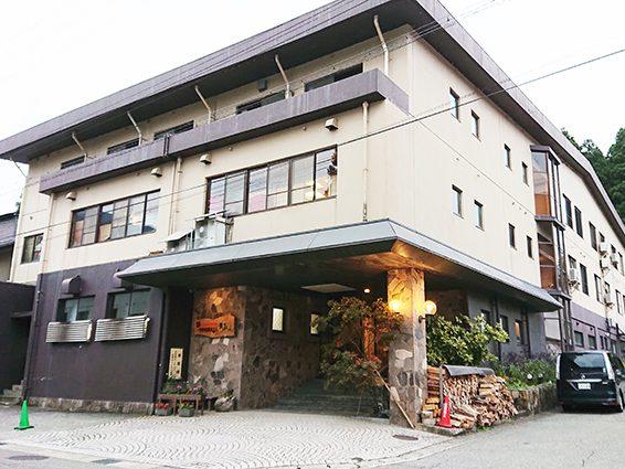一里野高原ホテルろあん