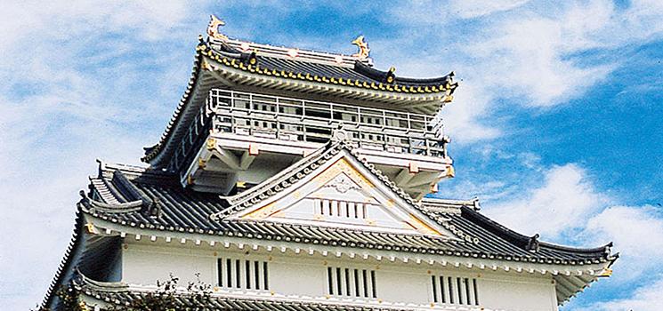 麒麟をめぐる戦国観光の地・岐阜