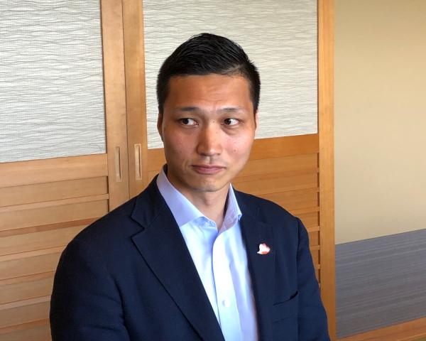 東出雲観光社長・森山雄宇さん
