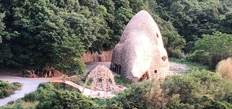 瀬戸芸・日本遺産に湧く香川小豆島