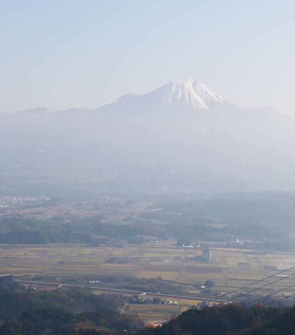 安田要害山