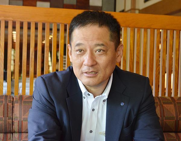 下呂温泉観光協会・瀧康洋会長