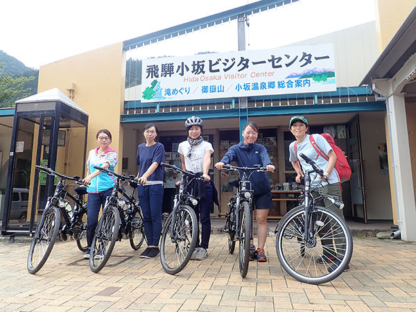 E―Bikeツアー