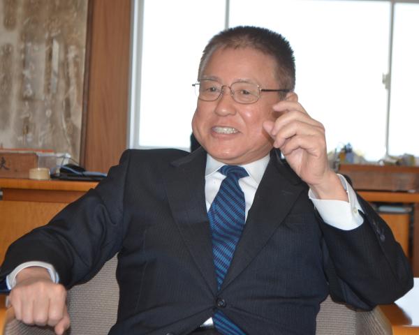 田嶋章二苓北町長