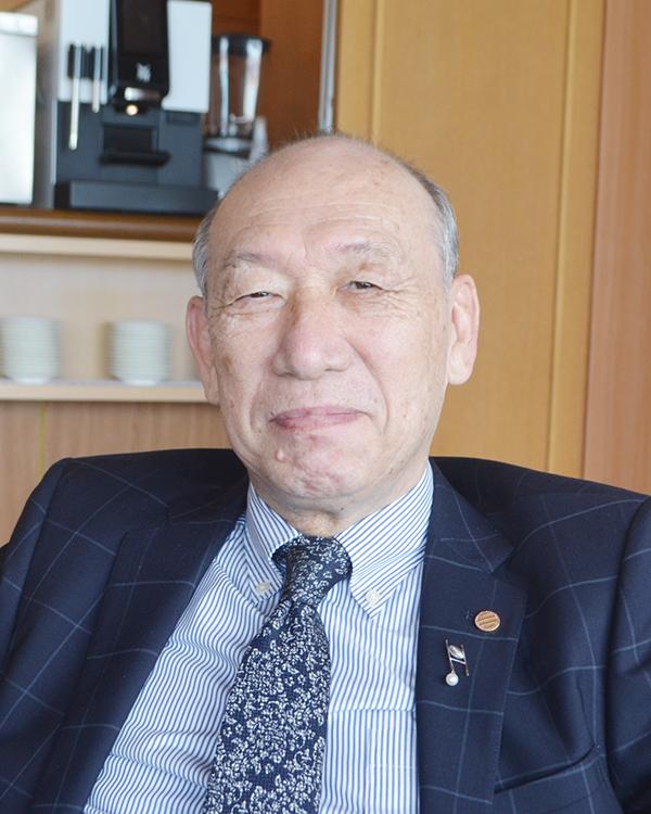 鳥羽市観光協会・寺田順三郎会長