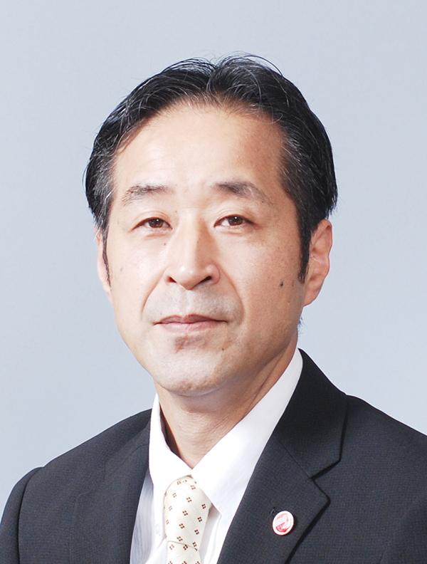 桂田史朗・山中温泉観光協会会長